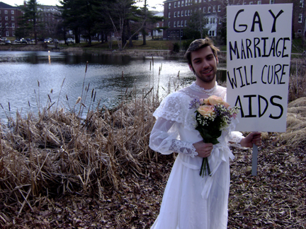 aids and gay marriages